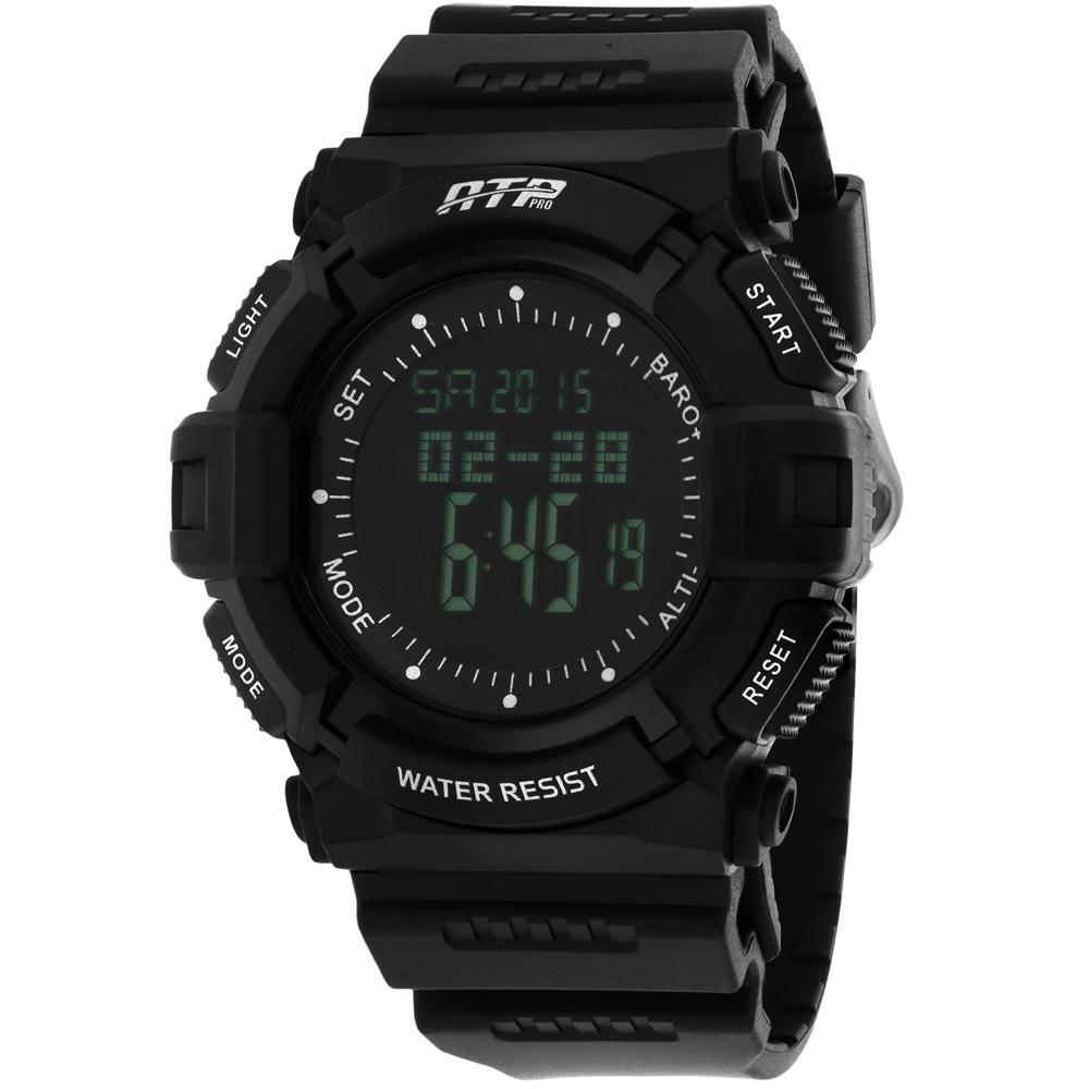 ATP-Pro Altimeter WorldTime Watch by HME