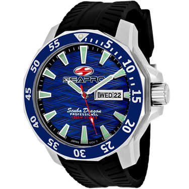 1000m Scuba Dragon Diver Watch by SeaPro