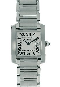 Francaise Watch by Cartier